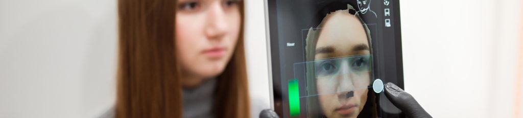 SNAP face scanner